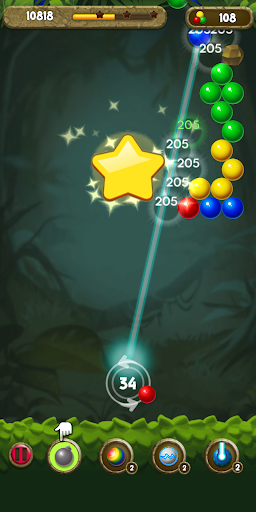 Bubble Shooter: Jungle POP 1.0.7 screenshots 3