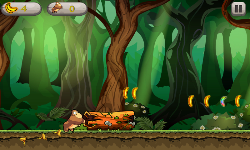 Captura de Pantalla 3 de Ape escape para android