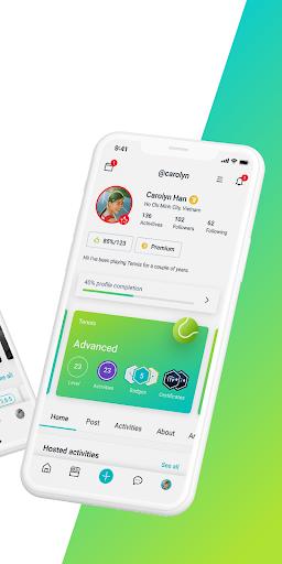 Rovo - Sports, Fitness, Yoga Tracker & Community 6.8.1.2519 screenshots 2