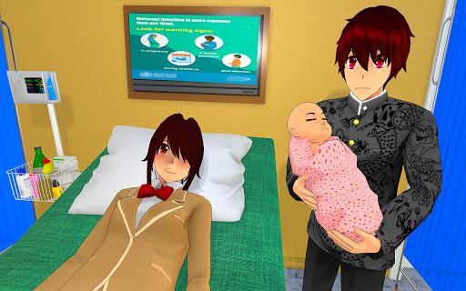 Anime Mother: Pregnancy Games  screenshots 4