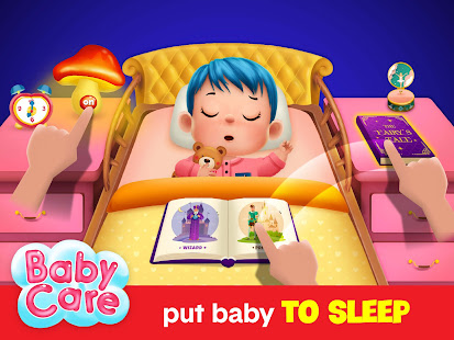Baby care game for kids screenshots 8