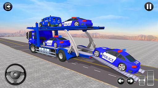 Grand Police Transport Truck 1.0.24 Screenshots 2