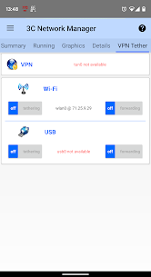 3C Network Manager 1.0.6b Apk 5