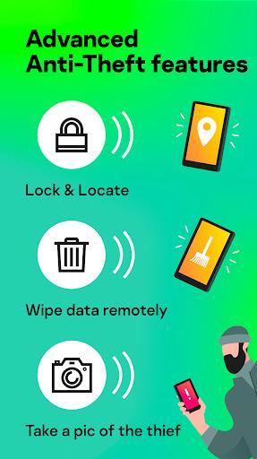Kaspersky Mobile Antivirus: AppLock & Web Security 11.59.4.5119 Screenshots 6