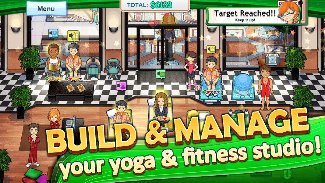 Sally's Studio - Become a Fitness Gym Tycoon!
