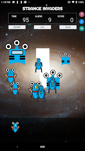 Strange Invaders 1.6.0 screenshots 1