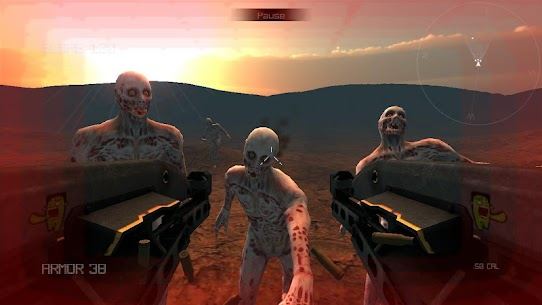Cold Planet Z : Shooting Dead Hack for Android and iOS 1