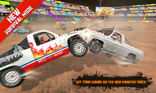 Demolition Derby Car Crash Stunt Racing Games 2020 2.7 screenshots 1