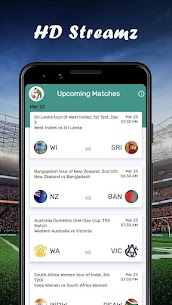 HD Streamz – Live TV Cricket and TV Serial TIPs 4
