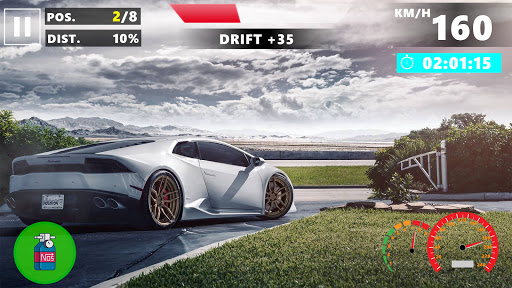 Huracan: Extreme Offroad Hilly Roads Drive  screenshots 11