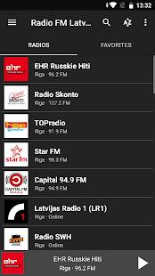 Radio FM Latvia