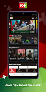 K+ Live TV & For Pc – Free Download In Windows 7/8/10 And Mac Os 1