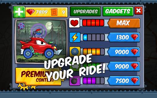Car Eats Car - Apocalypse Racing 2.9 Screenshots 11