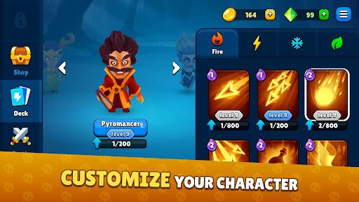 Magic Arena: Battle Royale screenshots 3