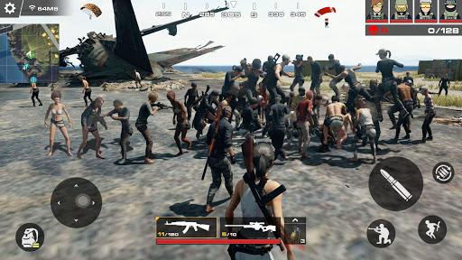 Commando Strike 2021: Multiplayer FPS-Cover Strike 1.1.1.2 screenshots 1