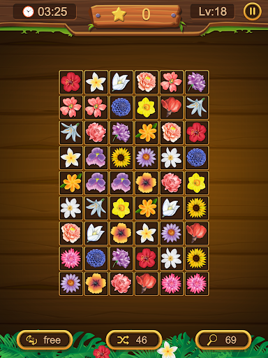 3 Link - Free Tile Puzzle & Match Brain Game 4.1.1 screenshots 6