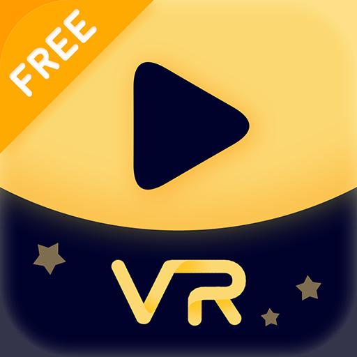 VR Cinema - Moon VR Player: 3d/360/180/Videos