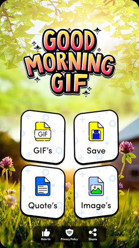 Good Morning GIF hack tool