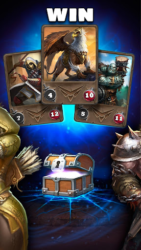 Card Heroes - CCG game with online arena and RPG modavailable screenshots 4