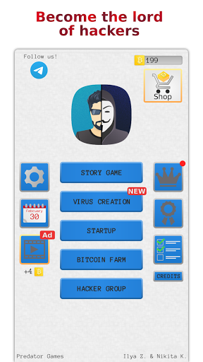 Hacker Simulator 3.1.5 screenshots 1