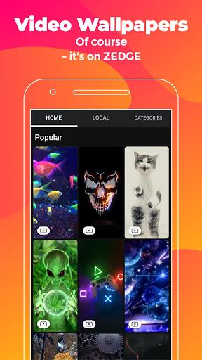 ZEDGEu2122 Wallpapers & Ringtones 7.4.6 Screenshots 5