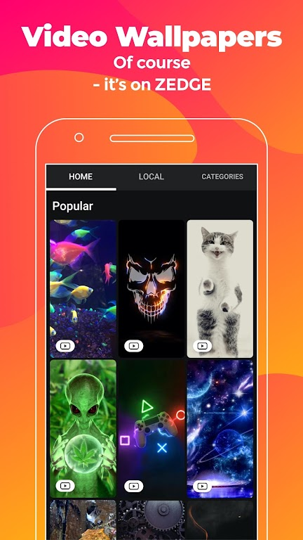 ZEDGE™ Wallpapers & Ringtones  poster 4