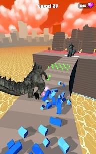 Kaiju Run Mod Apk 0.6.0 (Free Shopping) 7