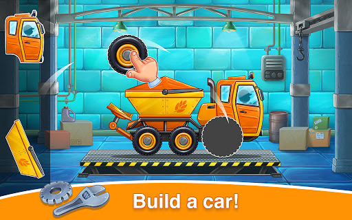 Farm land and Harvest - farming kids games  screenshots 1