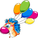 Smash Balloons - Catch Drop Bubbles Game