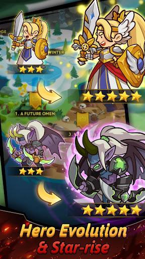 Hero Summoner - Free Idle Game  screenshots 3