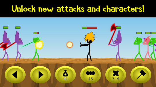 Stickman God Warrior For Pc (Download For Windows 7/8/10 & Mac Os) Free! 2
