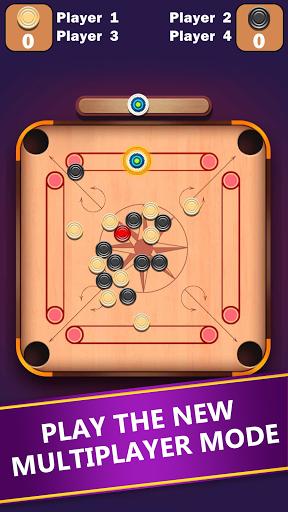 Carrom Disc Pool : Free Carrom Board Game screenshots 18