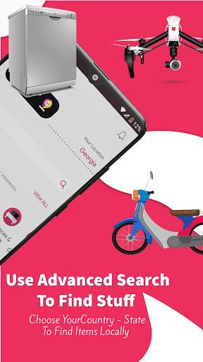 Legro - Buy & Sell Used Stuff Locally 3.6 Screenshots 2