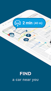 SHARE NOW (car2go & DriveNow) Screenshot