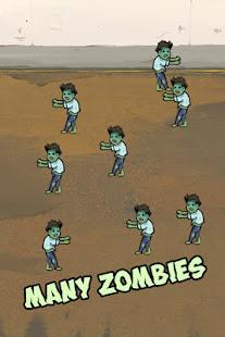 Zombie Evolution Party