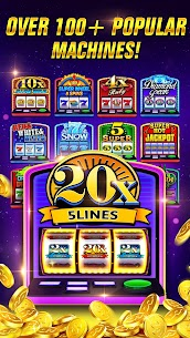 Lucky City Slots: Online Casino Free 777 Slot Game 1