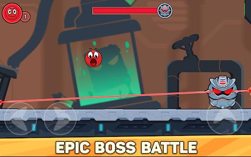 Bounce Ball 6: Red Bounce Ball Hero 5.2 Screenshots 14