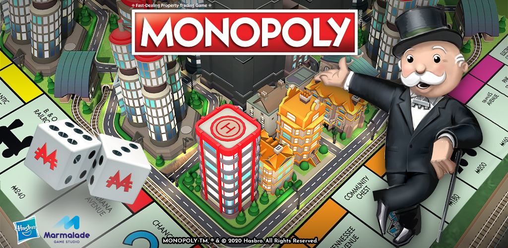 Monopoly - Board game classic about real-estate! poster 0
