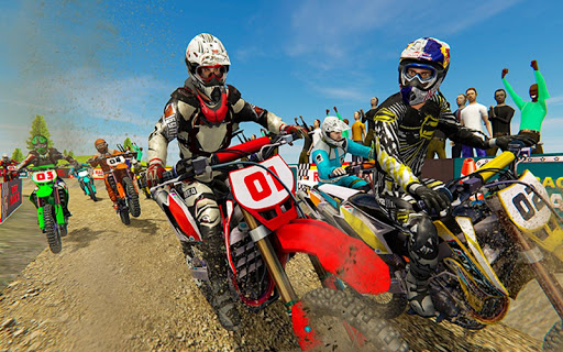 Dirt Track Racing 2020: Biker Race Championship  screenshots 12