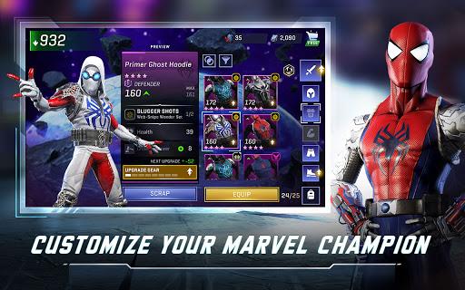 MARVEL Realm of Champions  screenshots 1