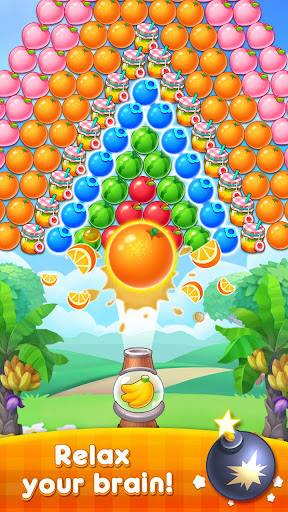 Bubble Fruit Legend apkpoly screenshots 4