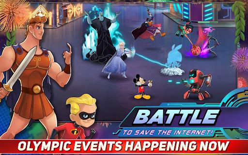 Disney Heroes: Battle Mode 3.2.10 screenshots 8