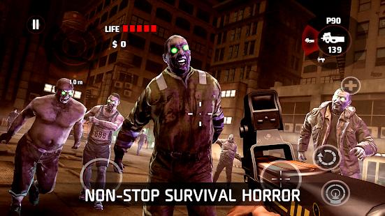 DEAD TRIGGER - Offline Zombie Shooter mod apk