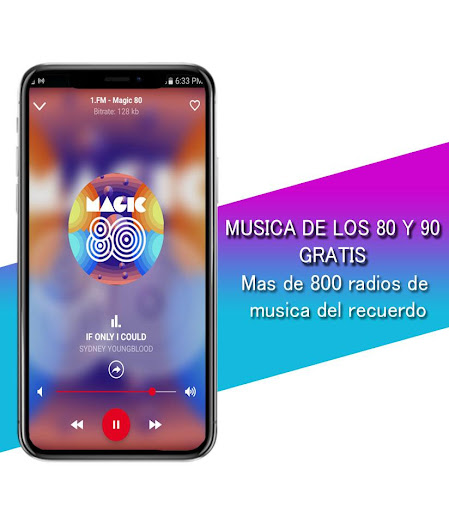 Foto do Music of the 80s and 90s Free - Music 80 and 90