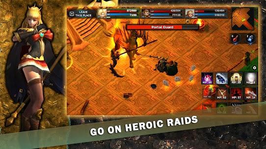 Fantasy Heroes: Legendary Raid Mod Apk 0.2 5