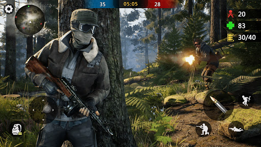 Special Ops 2020: Multiplayer Shooting Games 3D  screenshots 8