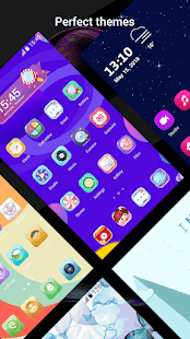 Perfect Note20 Launcher for Galaxy Note,Galaxy S A 4.9 Screenshots 3