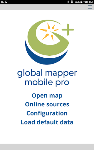 Global Mapper Mobile 2.1.0.21 Screenshots 1