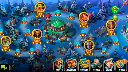 Juggernaut Wars - raid RPG games 1.4.0 screenshots 18