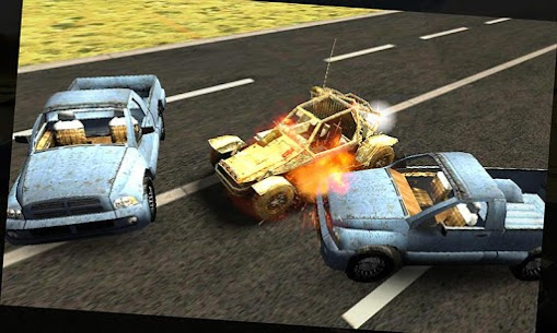 Fury Desert Death Race 3d Game Hack Android and iOS 4